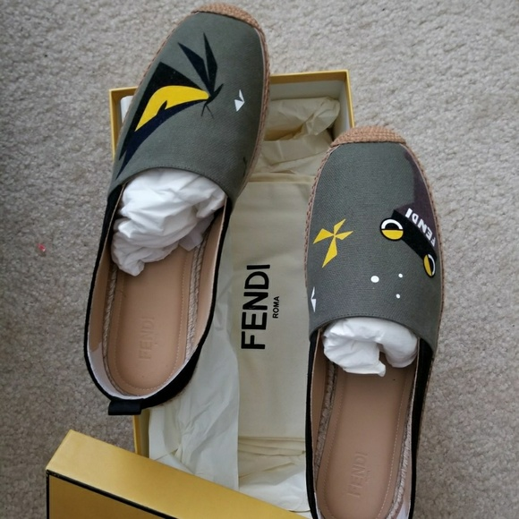 bb82f5c7 Fendi Shoes